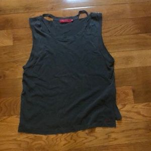 n:Philanthropy studded tank top